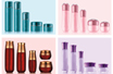 Our New Products---Glass Cosmetic Bottles