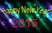Value Chain Glass Wish You Happy New Year